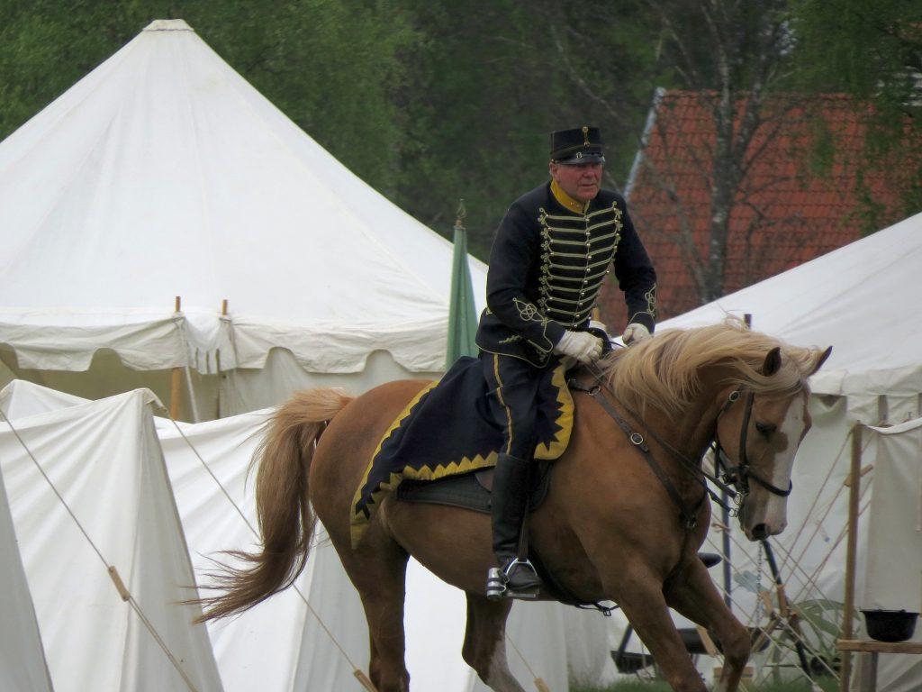 13 IMG_7082 Överstelöjtnant ur Smålands husarer